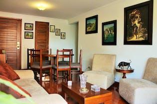 Apartamento en venta en Caobos Salazar Usaquén 71m²