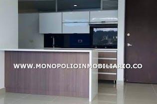 Apartamento en Betania, Sabaneta - 83mt, tres alcobas, balcón