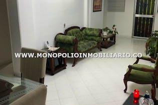 Apartamento en La Mota, Belen - 105mt, tres alcobas, patio
