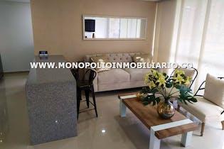 Apartamento en La Ferreria, La Estrella - 66mt, tres alcobas, balcón