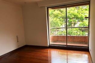 Apartamento en El Nogal, Chico - 149mt, tres alcobas, balcón