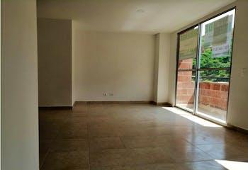 Apartamento en La Gabriela, Bello - 60mt, tres alcobas, balcón