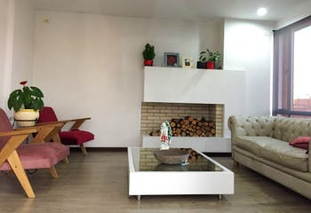 Apartamento en Santa Brabara Occidental, Santa Barbara - 175mt, tres alcobas, balcón