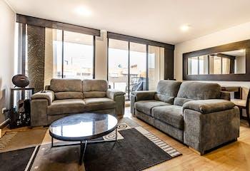 Apartamento en venta en Mazurén, 100m² con Bbq...