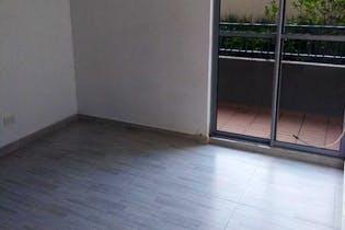 Apartamento La Aldea, La Estrella - 63mt, tres alcobas, dos balcones