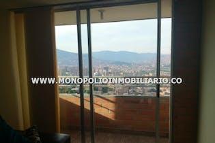 Apartamento en Rodeo Alto, Belen - 62mt, tres alcobas, balcón
