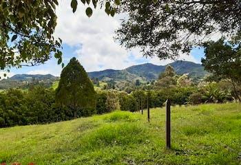 Lote Residencial en V. El Tambo, La Ceja - 2900mt