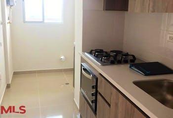 Apartamento en Restrepo Naranjo, Sabaneta - 66mt, tres alcobas, balcón