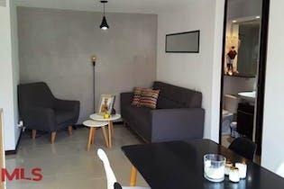 Apartamento en El Carmelo, Sabaneta - 68mt, tres alcobas, balcón-68mt2