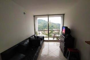 Apartamento en Itagui, Ditaires - 65mt, tres alcobas, balcón
