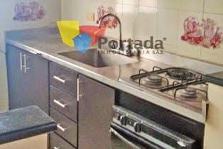 Apartamento en Bolivariana, Laureles - 70mt, tres alcobas