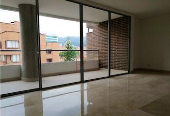 Apartamento en Las Acacias, Laureles - 107mt, tres alcobas, balcón