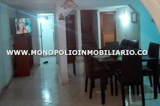 Casa en La Aldea, Itagui - 96mt, cuatro alcobas, terraza
