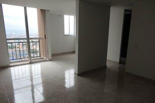 Apartamento en Calasania, La America - 63mt, dos alcobas, balcón