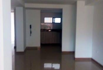 Apartamento en La Pilarica, Robledo - 76mt, tres alcobas, balcón