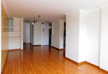 Apartamento en venta en Barrio Cedritos de 3 hab. con Bbq...