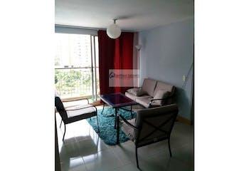 Apartamento en venta en Sabaneta, Pande azucar, Con 3 habitaciones-74mt2