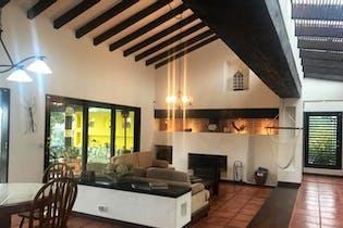 Casa en venta en V. Pantanillo (Envigado) de 375m²