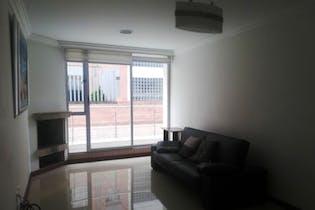 Apartamento en Prado Pinzon, Colina Campestre - 63mt, dos alcobas, balcón