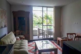 Apartamento en Llanogrande, Rionegro - 60mt, una alcoba, balcón