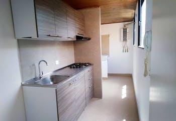 Apartamento en La Estrada, Engativa - 55mt, tres alcobas