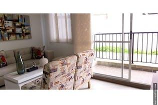 Apartamento en La Estrella,Pueblo Viejo, 54 mts2-2 Habitaciones