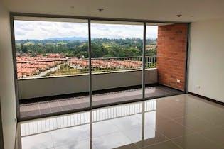 Apartamento en San Antonio de Pereira de 73mt con balcón