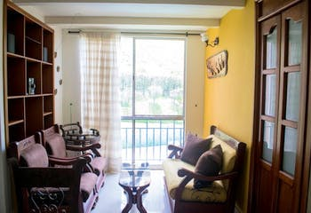 Apartamento en La America, Calazans - 57mt, dos alcobas, balcón