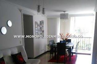 Apartamento en venta en Altamira de 3 alcobas