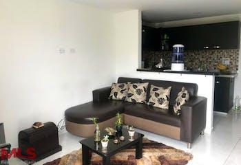 Apartamento 81,8 mts2- en Uribe Angel, Envigado,3 Habitaciones.
