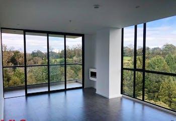 Apartamento 121 mts2-Ubicado en Envigado -Alto de Las Palmas Indiana,2 Habitaciones.