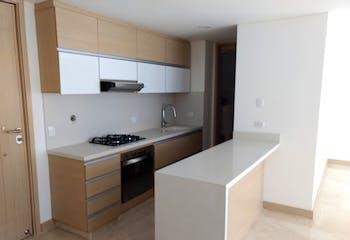 Apartamento en Laureles, Laureles - 99mt, tres alcobas, balcón