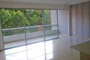 Apartamento en Loma de Las Brujas, Envigado - 128mt, cuatro alcobas, balcón
