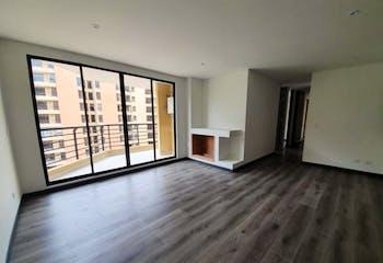 Apartamento en venta en Cota Chía de 100m² con Bbq...