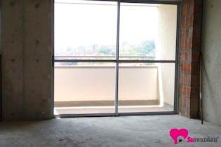 Apartamento 65 mts2-Ubicado en Bello La Cabaña,3 Habitaciones.