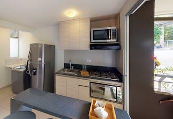 Vivienda nueva, Obra La Reserva, Apartamentos nuevos en venta en Santa Ana con 3 hab.