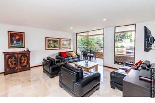 Apartamento en venta en El Poblado de 3 habitaciones