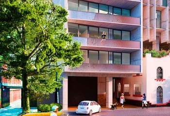 Desarrollo nuevo en Arium, Departamentos nuevos en San Pedro De Los Pinos con 2 recámaras
