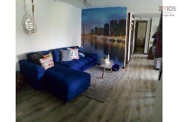Apartamento en Belén-Loma de los Bernal, con 3 Habitaciones - 89 mt2.
