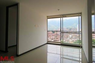 Apartamento en Niquia, Bello - 61mt, dos alcobas, balcón