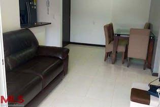 Apartamento en San Pio, Itagui - 69mt, tres alcobas, balcón