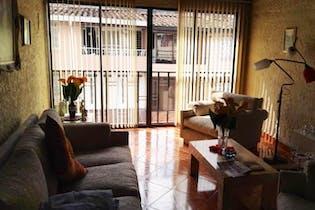 Casa en La Nubia, Belen - 160mt, tres alcobas, balcón