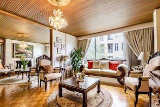Apartamento en venta en Chicó Reservado, 167m²