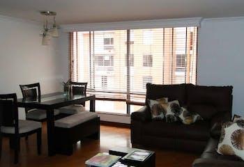 Apartamento en venta en Pradera Norte de 3 habitaciones