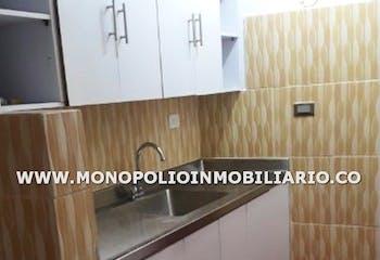 Apartamento en San Fernardo, Itagui - 76mt, tres alcobas, patio