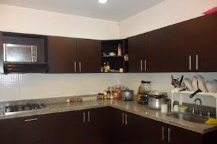 Apartamento en Florida Nueva, Estadio, con 4 habitaciones- 126m2.