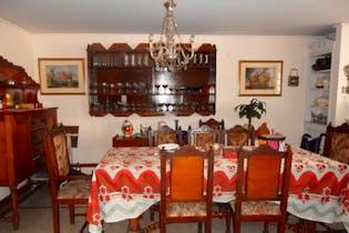 Apartamento en venta en La Candelaria de 3 alcobas