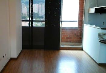 Apartamento en Sabaneta-Calle Larga, con 2 Habitaciones - 75 mt2.