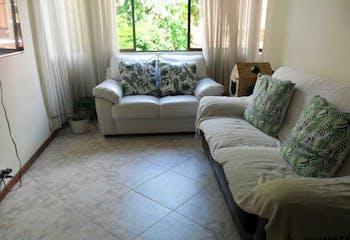 Apartamento en Laureles-Las Acacias, con 3 Habitaciones - 84 mt2.