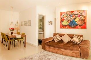 Apartamento en Niquia, Bello - 67mt, dos alcobas, balcón